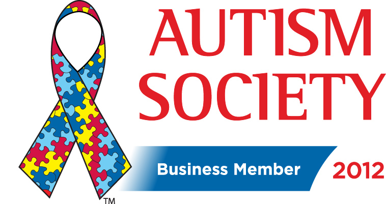 Autism Society Business Member Logo