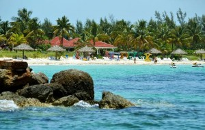 Resort Views from the Ocean